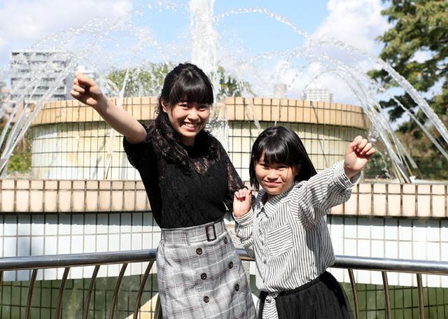 画像1: 桜城りのん、桜城すずの/実の姉妹が姉妹役で初共演。舞台『優しい魔法のとなえ方2018』、11/29より上演