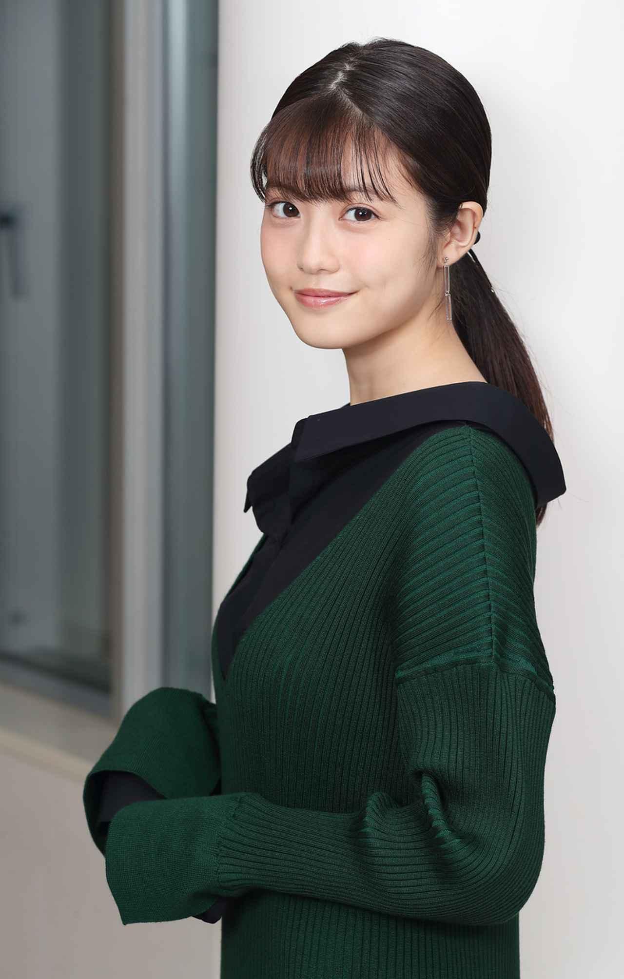 画像: 今田美桜/話題の月9ドラマ『SUITS/スーツ』で、しっかりものの妹を熱演。8話(11/26放送)では「三角関係を動かす展開に注目してください!」