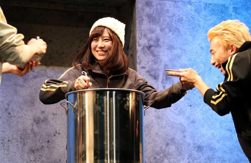 Images : 15番目の画像 - 「ヨコオタロウの人気コミックの再演舞台「君死ニタマフ事ナカレ 零_改」、より深い悲しみを湛えて、アクションたっぷりに上演開始!」のアルバム - Stereo Sound ONLINE