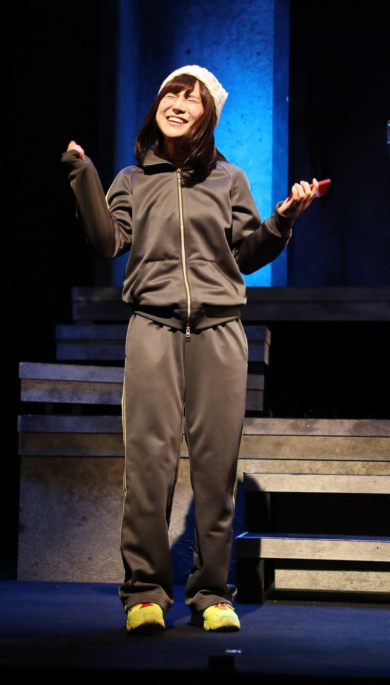 画像2: 黒木美紗子/舞台「君死ニタマフ事ナカレ 零_改」で見事なヲタク演技を披露。「今年一番の熱量をもって演じています」