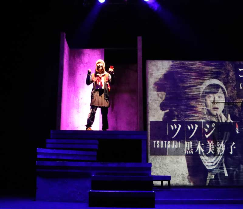 Images : 5番目の画像 - 「黒木美紗子/舞台「君死ニタマフ事ナカレ 零_改」で見事なヲタク演技を披露。「今年一番の熱量をもって演じています」」のアルバム - Stereo Sound ONLINE