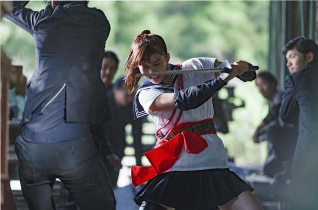 画像: 小倉優香/主演作『レッド・ブレイド』の12月15日公開へ向け、インタビュー動画解禁!