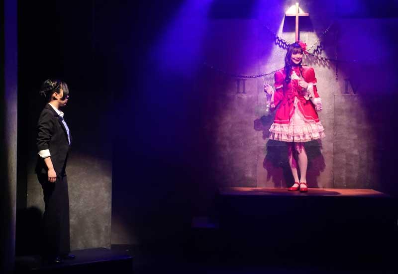 Images : 13番目の画像 - 「アリスインプロジェクト最新舞台「アドリブ心理劇 ドナー・イレブン」本日より、トリック満載で上演開始」のアルバム - Stereo Sound ONLINE