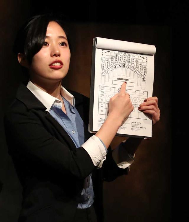 画像6: アリスインプロジェクト最新舞台「アドリブ心理劇 ドナー・イレブン」本日より、トリック満載で上演開始