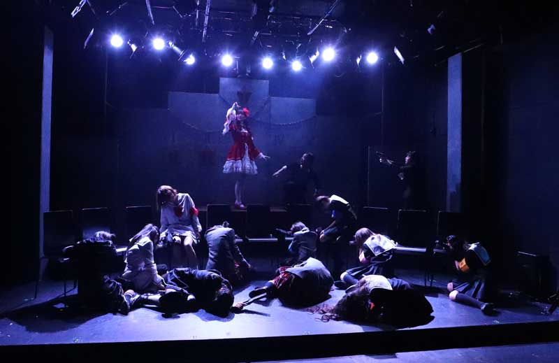 Images : 25番目の画像 - 「アリスインプロジェクト最新舞台「アドリブ心理劇 ドナー・イレブン」本日より、トリック満載で上演開始」のアルバム - Stereo Sound ONLINE