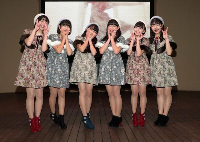 画像5: ハコイリ・ムスメ/クリスマスにオリジナル曲を収録したファーストアルバムを発売&リリイベを開催。来春には5期生の加入も発表