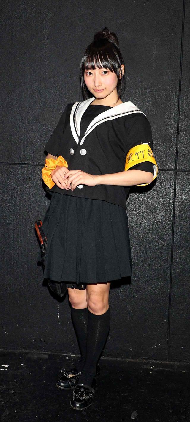 画像1: 夏野香波/舞台「アドリブ心理劇 ドナー・イレブン」でやんちゃな黄竹雛菊を熱演
