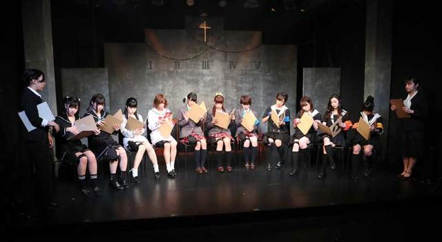 画像2: 夏野香波/舞台「アドリブ心理劇 ドナー・イレブン」でやんちゃな黄竹雛菊を熱演