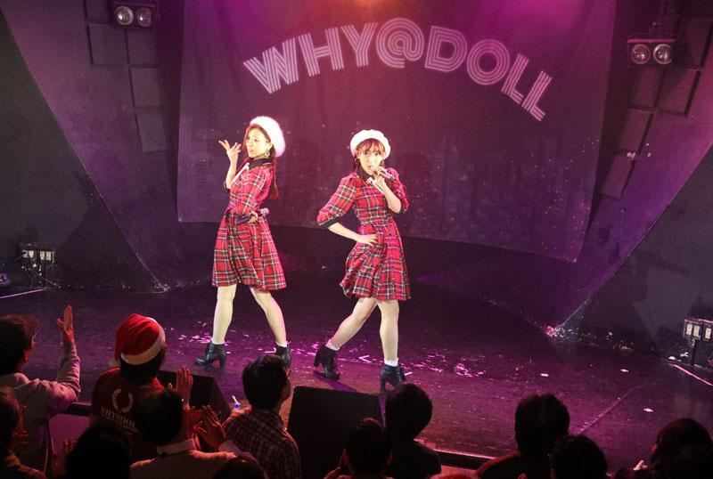 Images : 6番目の画像 - 「WHY@DOLL/クリスマスイブに心暖まるワンマンを開催。新曲初披露、来年2月にEP発売など、嬉しい話題満載」のアルバム - Stereo Sound ONLINE