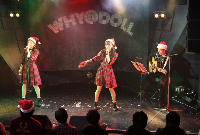 Images : 33番目の画像 - 「WHY@DOLL/クリスマスイブに心暖まるワンマンを開催。新曲初披露、来年2月にEP発売など、嬉しい話題満載」のアルバム - Stereo Sound ONLINE