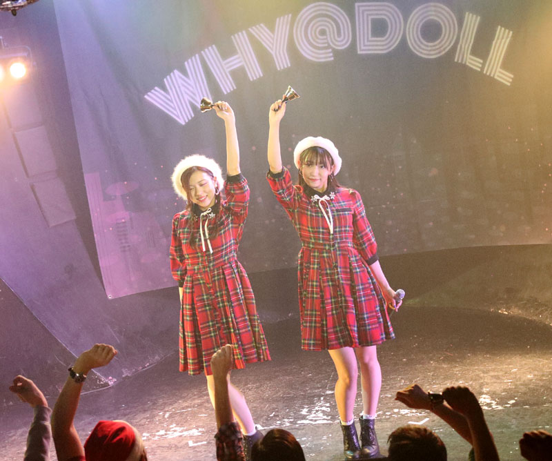 Images : 17番目の画像 - 「WHY@DOLL/クリスマスイブに心暖まるワンマンを開催。新曲初披露、来年2月にEP発売など、嬉しい話題満載」のアルバム - Stereo Sound ONLINE