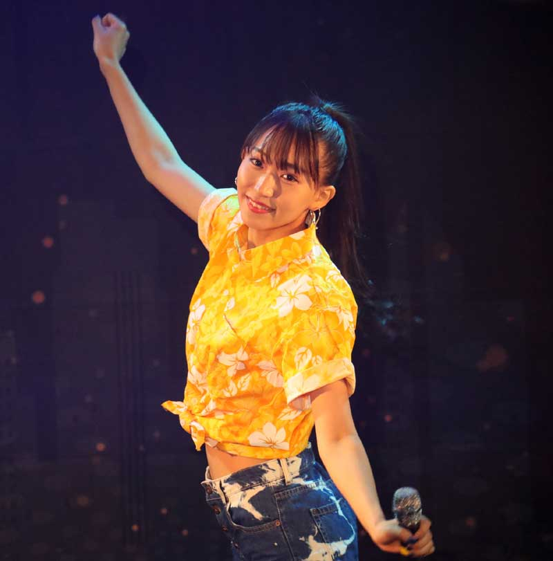 Images : 3番目の画像 - 「WHY@DOLL/渋谷を真夏に変える灼熱ライブを開催。アロハ×夏曲×ほわどる=極上の空間を創造」のアルバム - Stereo Sound ONLINE