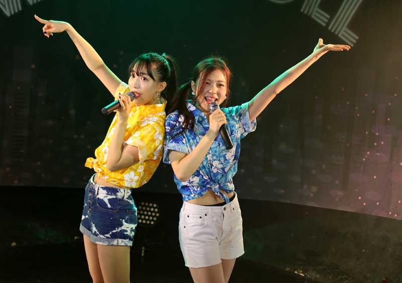 Images : 22番目の画像 - 「WHY@DOLL/渋谷を真夏に変える灼熱ライブを開催。アロハ×夏曲×ほわどる=極上の空間を創造」のアルバム - Stereo Sound ONLINE