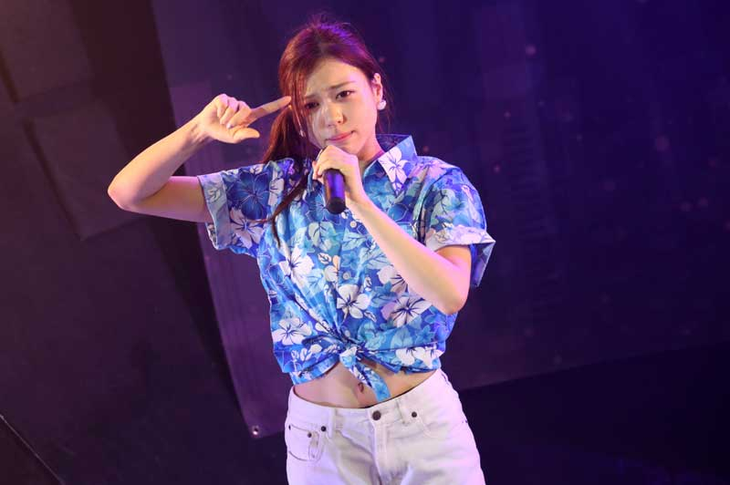 Images : 31番目の画像 - 「WHY@DOLL/渋谷を真夏に変える灼熱ライブを開催。アロハ×夏曲×ほわどる=極上の空間を創造」のアルバム - Stereo Sound ONLINE