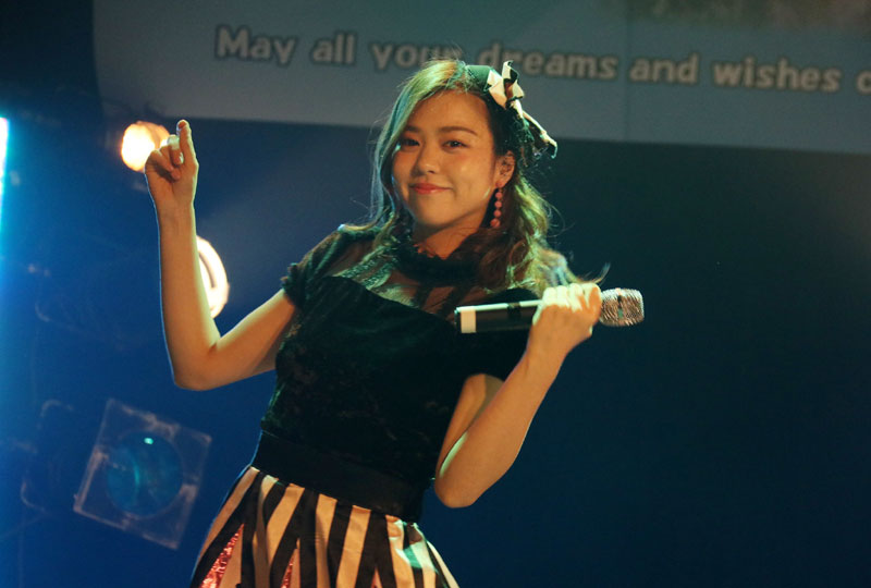 Images : 9番目の画像 - 「WHY@DOLL/青木千春が誕生日当日に、2部制の生誕ライヴを開催(第1部レポート)」のアルバム - Stereo Sound ONLINE