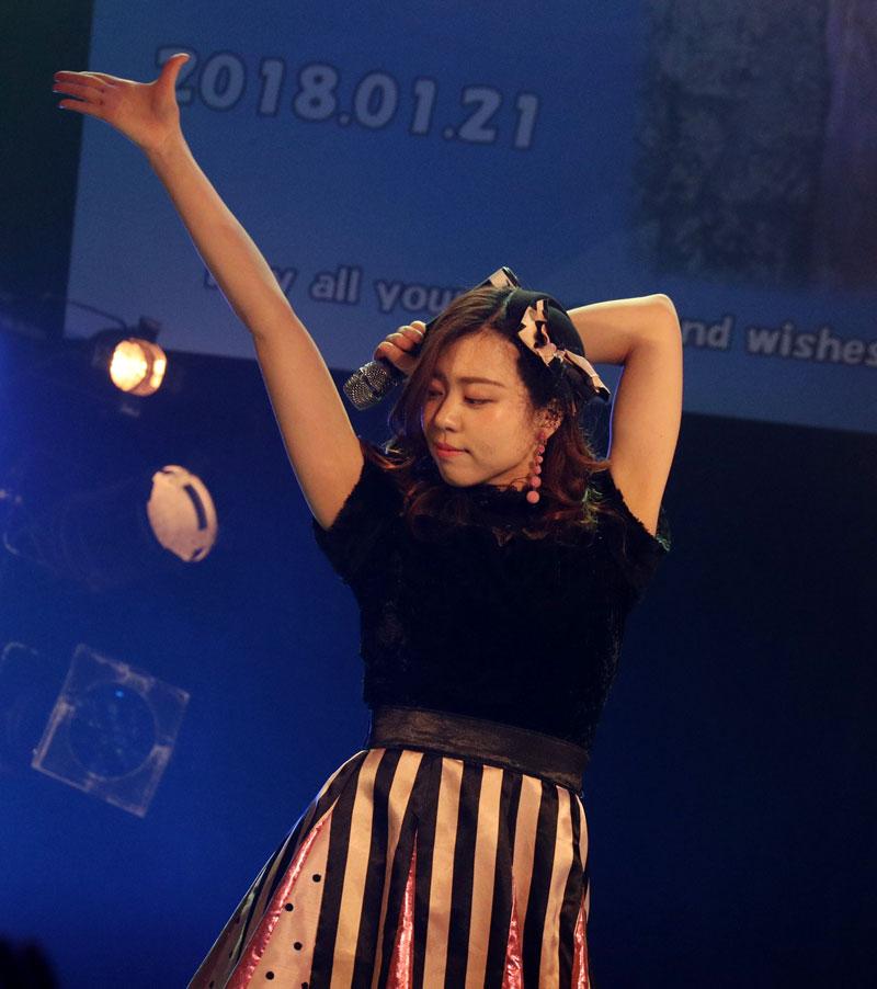 Images : 17番目の画像 - 「WHY@DOLL/青木千春が誕生日当日に、2部制の生誕ライヴを開催(第1部レポート)」のアルバム - Stereo Sound ONLINE