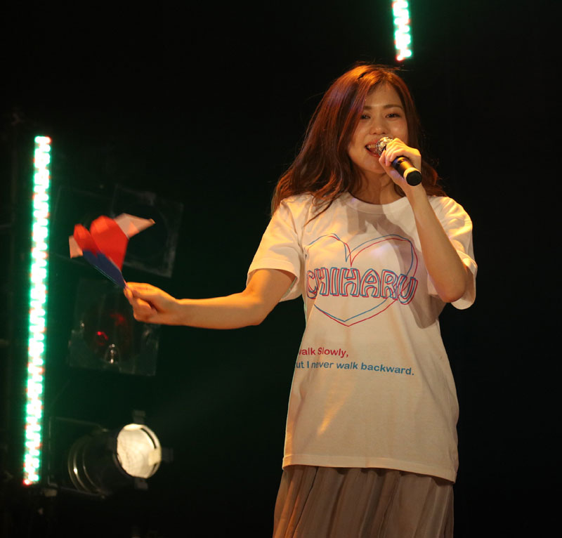 Images : 55番目の画像 - 「WHY@DOLL/青木千春が誕生日当日に、2部制の生誕ライヴを開催(第1部レポート)」のアルバム - Stereo Sound ONLINE