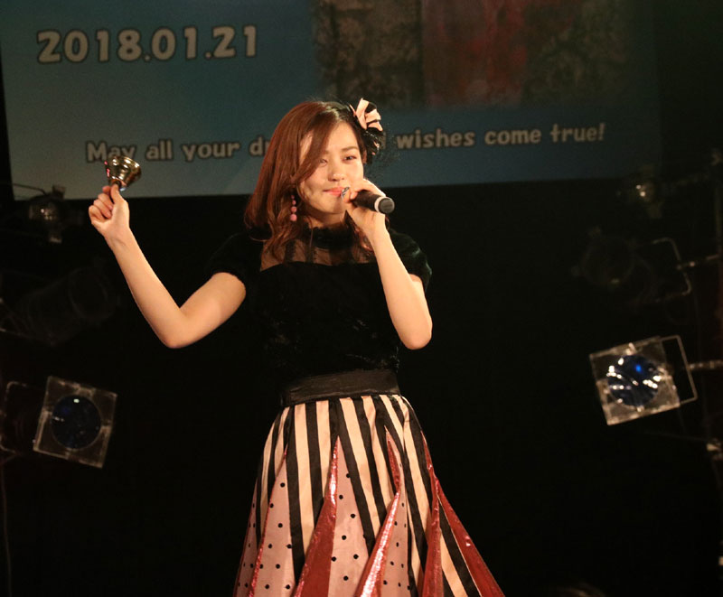 Images : 21番目の画像 - 「WHY@DOLL/青木千春が誕生日当日に、2部制の生誕ライヴを開催(第1部レポート)」のアルバム - Stereo Sound ONLINE