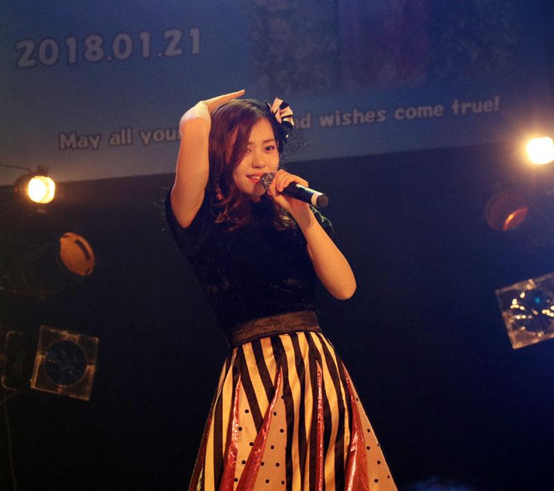 Images : 15番目の画像 - 「WHY@DOLL/青木千春が誕生日当日に、2部制の生誕ライヴを開催(第1部レポート)」のアルバム - Stereo Sound ONLINE