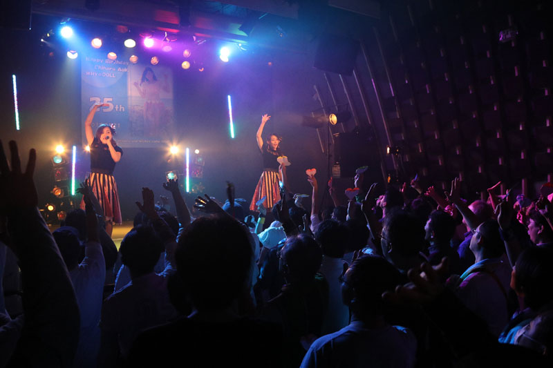 Images : 35番目の画像 - 「WHY@DOLL/青木千春が誕生日当日に、2部制の生誕ライヴを開催(第1部レポート)」のアルバム - Stereo Sound ONLINE