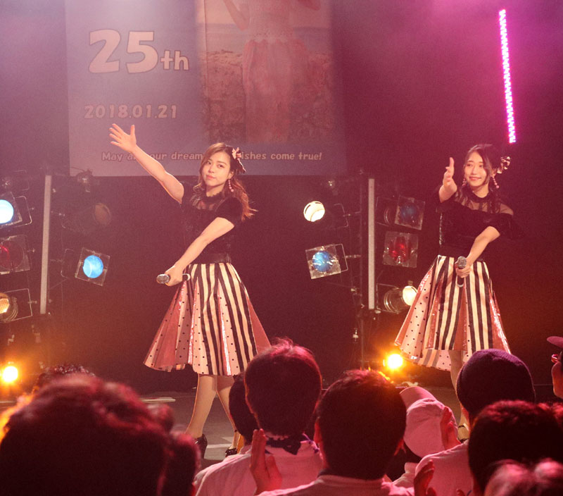 Images : 5番目の画像 - 「WHY@DOLL/青木千春が誕生日当日に、2部制の生誕ライヴを開催(第1部レポート)」のアルバム - Stereo Sound ONLINE