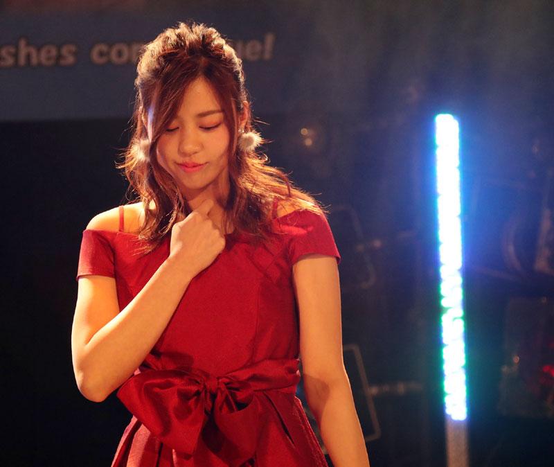 Images : 3番目の画像 - 「青木千春(WHY@DOLL)/真紅のドレスで迎えた25歳のソロ生誕で、情熱的なステージを披露」のアルバム - Stereo Sound ONLINE