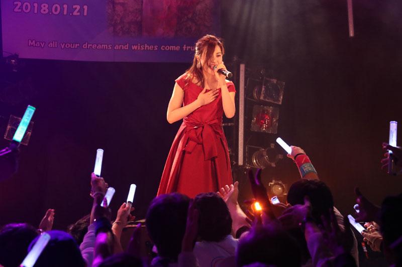 Images : 15番目の画像 - 「青木千春(WHY@DOLL)/真紅のドレスで迎えた25歳のソロ生誕で、情熱的なステージを披露」のアルバム - Stereo Sound ONLINE