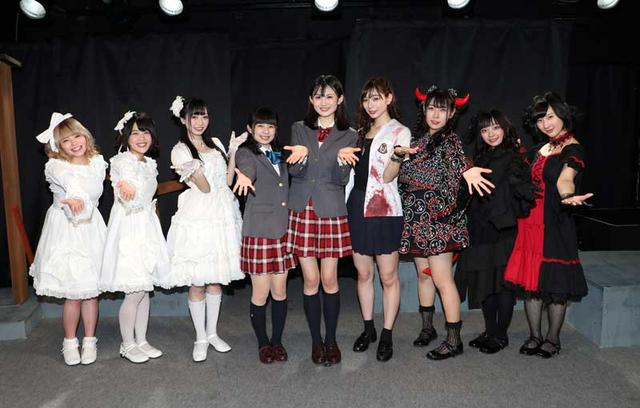 画像2: 長谷川里桃、舞川みやこ/アリスインプロジェクト最新舞台「悪魔inデッドリースクール」、それぞれの劇団の特徴を色濃く発揮し、やけどしそうなほどの熱量で上演中