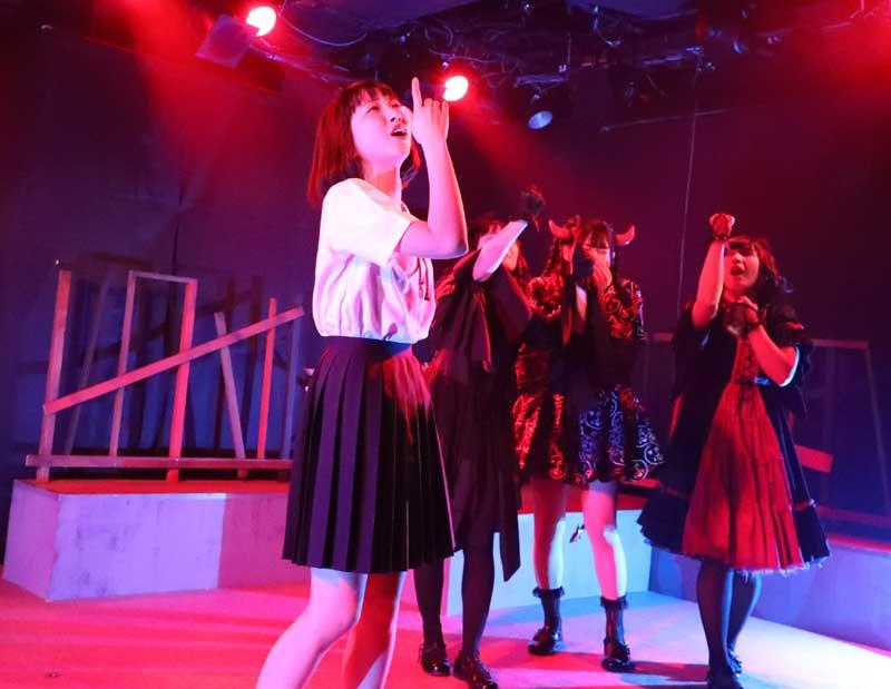 Images : 16番目の画像 - 「長谷川里桃、舞川みやこ/アリスインプロジェクト最新舞台「悪魔inデッドリースクール」、それぞれの劇団の特徴を色濃く発揮し、やけどしそうなほどの熱量で上演中」のアルバム - Stereo Sound ONLINE
