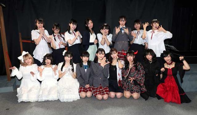 画像1: 長谷川里桃、舞川みやこ/アリスインプロジェクト最新舞台「悪魔inデッドリースクール」、それぞれの劇団の特徴を色濃く発揮し、やけどしそうなほどの熱量で上演中