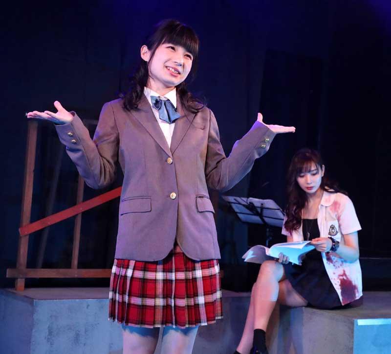 Images : 9番目の画像 - 「片平美那/舞台「悪魔inデッドリースクール」で、主役と悪魔、そして天使と並ぶ存在感を放つ、見事な芝居を披露」のアルバム - Stereo Sound ONLINE