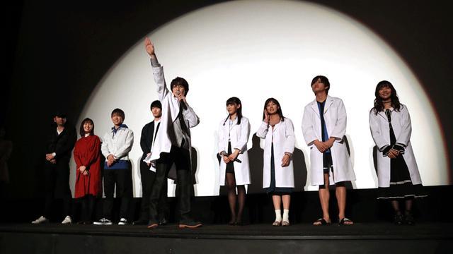 画像5: 映画「リケ恋~」の完成披露上映会が開催。W主演の浅川梨奈&西銘駿は、劇中とは正反対の雰囲気で、浅川のツッコミに、西銘はタジタジ