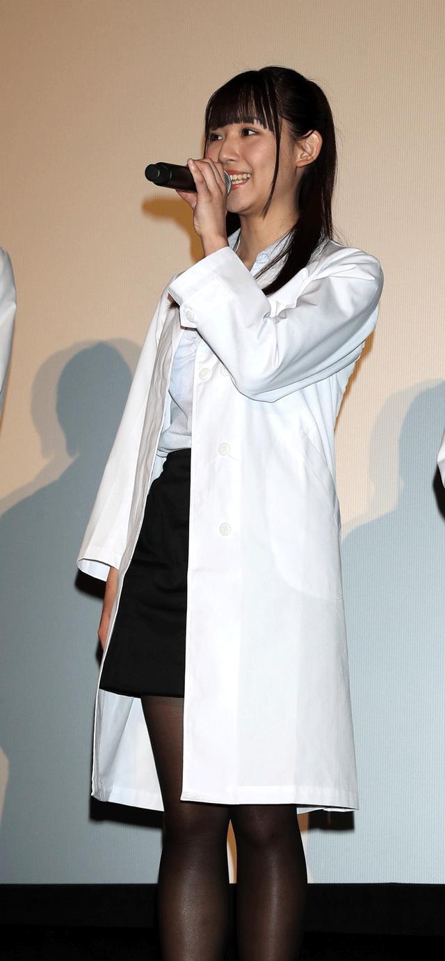 画像2: 映画「リケ恋~」の完成披露上映会が開催。W主演の浅川梨奈&西銘駿は、劇中とは正反対の雰囲気で、浅川のツッコミに、西銘はタジタジ
