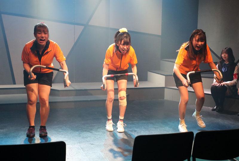 Images : 17番目の画像 - 「横島亜衿、あわつまい/アリスインプロジェクト最新舞台「Dance!Dance!Dance!オルタナティブ」、ダンスフォースも満載に上演開始」のアルバム - Stereo Sound ONLINE