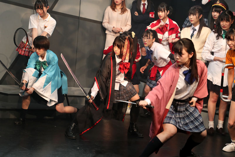 Images : 36番目の画像 - 「横島亜衿、あわつまい/アリスインプロジェクト最新舞台「Dance!Dance!Dance!オルタナティブ」、ダンスフォースも満載に上演開始」のアルバム - Stereo Sound ONLINE