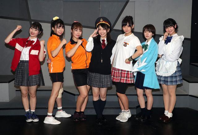 画像3: 横島亜衿、あわつまい/アリスインプロジェクト最新舞台「Dance!Dance!Dance!オルタナティブ」、ダンスフォースも満載に上演開始