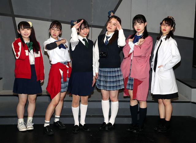 画像4: 横島亜衿、あわつまい/アリスインプロジェクト最新舞台「Dance!Dance!Dance!オルタナティブ」、ダンスフォースも満載に上演開始