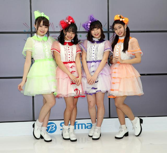 画像1: いちごみるく色に染まりたい。/新メンバー藤田梨々花を迎え、ソフマップで定期公演をスタート
