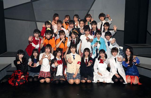 画像1: 横島亜衿、あわつまい/アリスインプロジェクト最新舞台「Dance!Dance!Dance!オルタナティブ」、ダンスフォースも満載に上演開始