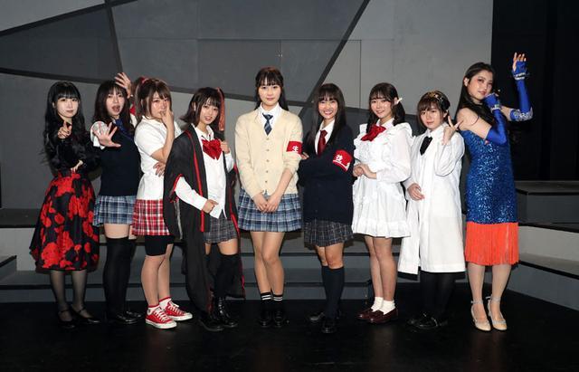 画像2: 横島亜衿、あわつまい/アリスインプロジェクト最新舞台「Dance!Dance!Dance!オルタナティブ」、ダンスフォースも満載に上演開始