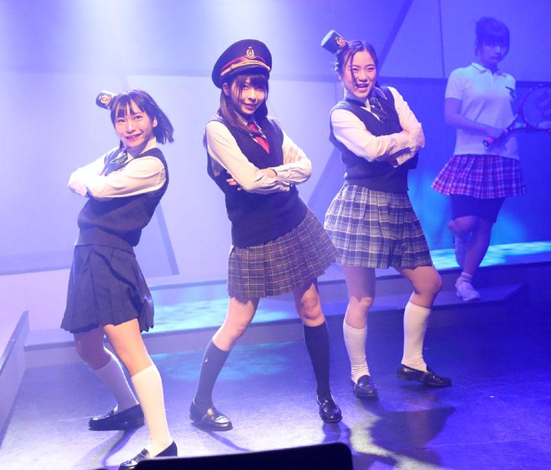 Images : 8番目の画像 - 「横島亜衿、あわつまい/アリスインプロジェクト最新舞台「Dance!Dance!Dance!オルタナティブ」、ダンスフォースも満載に上演開始」のアルバム - Stereo Sound ONLINE
