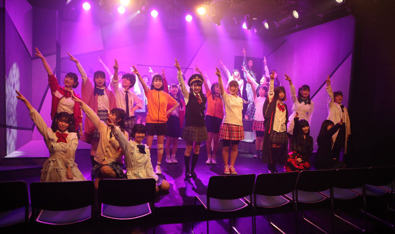 Images : 45番目の画像 - 「横島亜衿、あわつまい/アリスインプロジェクト最新舞台「Dance!Dance!Dance!オルタナティブ」、ダンスフォースも満載に上演開始」のアルバム - Stereo Sound ONLINE