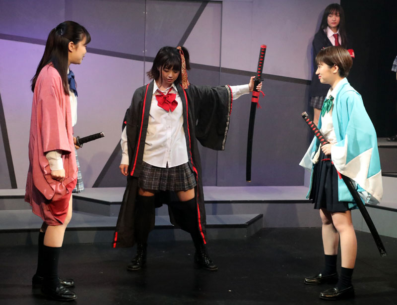Images : 23番目の画像 - 「横島亜衿、あわつまい/アリスインプロジェクト最新舞台「Dance!Dance!Dance!オルタナティブ」、ダンスフォースも満載に上演開始」のアルバム - Stereo Sound ONLINE