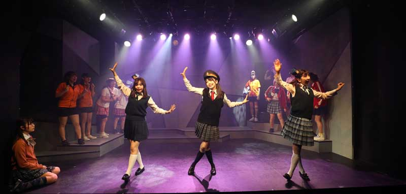 Images : 3番目の画像 - 「アリスインプロジェクト最新舞台「Dance!Dance!Dance!オルタナティブ」、二日目のゲネは初日よりも2段アップした熱量で上演」のアルバム - Stereo Sound ONLINE