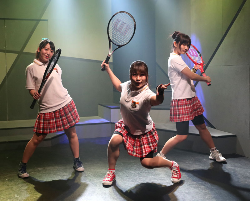 Images : 6番目の画像 - 「カワイレナ/アリスインプロジェクトの最新舞台「Dance!×3オルタナティブ」で、強気なテニス部員を熱演!」のアルバム - Stereo Sound ONLINE