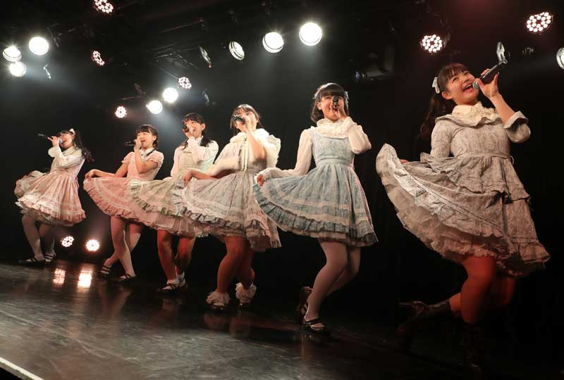 Images : 16番目の画像 - 「ハコイリ・ムスメ、九州女子翼/初の対バン(2マン)を決行! 癒と激が出会い、衝撃のステージを構築」のアルバム - Stereo Sound ONLINE