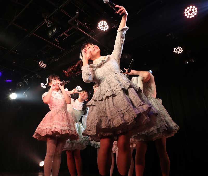 Images : 15番目の画像 - 「ハコイリ・ムスメ、九州女子翼/初の対バン(2マン)を決行! 癒と激が出会い、衝撃のステージを構築」のアルバム - Stereo Sound ONLINE