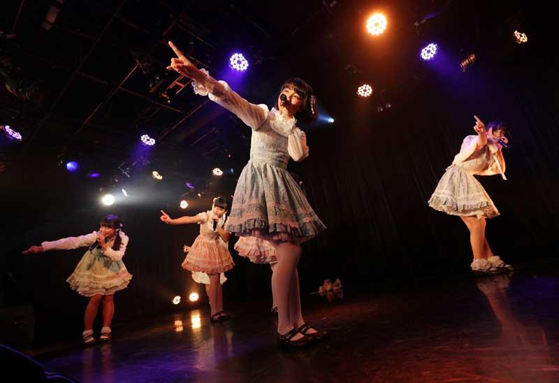 Images : 7番目の画像 - 「ハコイリ・ムスメ、九州女子翼/初の対バン(2マン)を決行! 癒と激が出会い、衝撃のステージを構築」のアルバム - Stereo Sound ONLINE