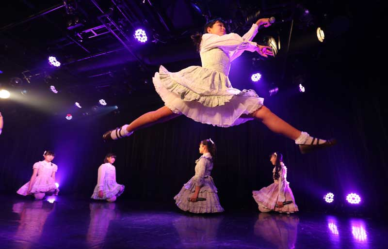 Images : 11番目の画像 - 「ハコイリ・ムスメ、九州女子翼/初の対バン(2マン)を決行! 癒と激が出会い、衝撃のステージを構築」のアルバム - Stereo Sound ONLINE