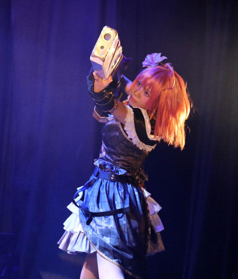 Images : 3番目の画像 - 「七木奏音、天音みほ/「舞台プロジェクト東京ドールズ」本日より開幕。新宿に召喚された9名の美女たちが未知の脅威と戦うアクションたっぷりの注目作!」のアルバム - Stereo Sound ONLINE